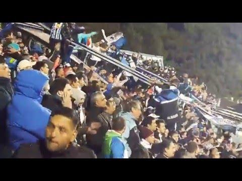 Hinchada de ALMAGRO contra Chacarita Primera B Nacional 2016 Parte 3 - La Banda Tricolor - Almagro