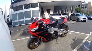 4. FrottleFreak: Aprilia RSV4 Factory A.P.R.C. Ride Review...