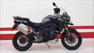 10. 2015 Triumph Tiger Explorer XC (ABS) LOW MILES - BEST DEAL NATIONWIDE / READY FOR ANY ADVENTURE