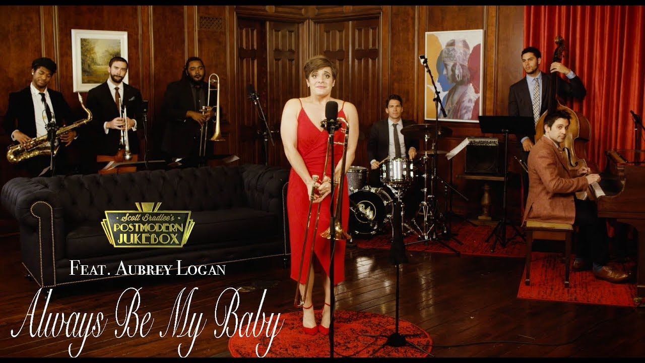Always Be My Baby – Mariah Carey (Ella Fitzgerald Style Cover) ft. Aubrey Logan