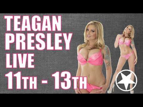 teagan presley