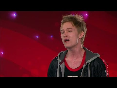 Måns Brorsson - Summer of 69 - Idol Sverige (TV4)