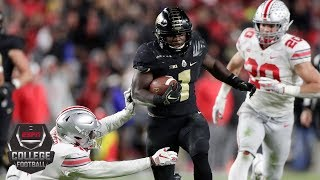 Ohio State upset by Purdue | College Football Highlights