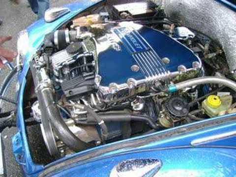 Fusca 4.1 Motor de omega