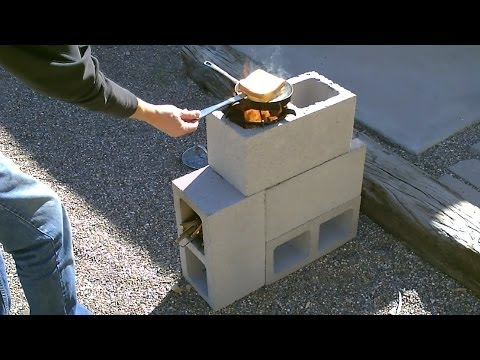 stove - How to make a