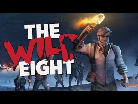 НОВАЯ ХАРДКОРНАЯ ВЫЖИВАЛКА! - Wild Eight (видео)