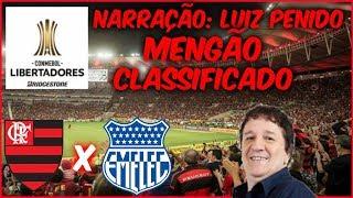 Video Flamengo 2 x 0 Emelec - Luiz Penido EMOCIONANTE - Rádio Globo RJ - Libertadores 2018 - 16/05/2018 MP3, 3GP, MP4, WEBM, AVI, FLV Mei 2018
