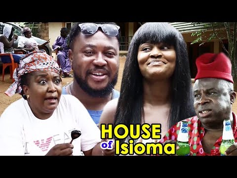 House Of Isioma Season 4 - 2018 New Nigerian Nollywood Comedy Movie Full HD