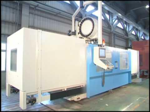 Universal CNC Bedmills