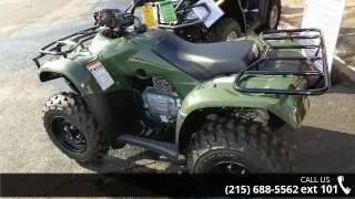 8. 2013 Honda FourTrax® Recon® ES Utility - East Coast Cyc...