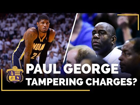 Video: Lakers, Paul George NBA Tampering Investigation