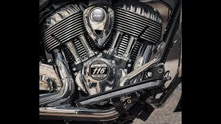 7. A Short Review of the 2018 Indian Chieftain Elite Specifications