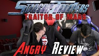 Video Starship Troopers 5: Traitor of Mars Angry Movie Review MP3, 3GP, MP4, WEBM, AVI, FLV September 2018