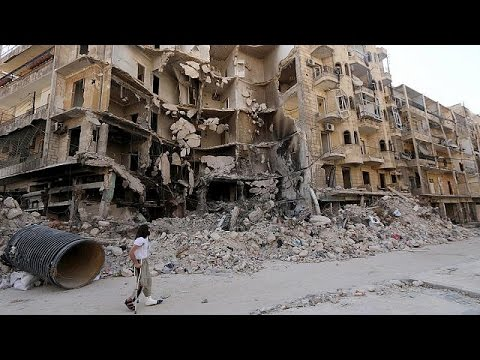 Συρία: Σφοδρές μάχες σε Χαλέπι και Ζαμπαντάνι