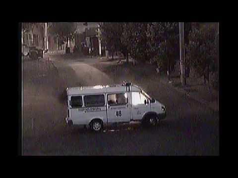 Ոստիկանությունը տարածել է տեսանյութ, թե ինչպես է ՊՊԾ գնդում այրվում մեքենան