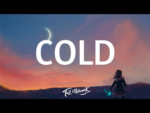 Download Maroon 5 - Cold (Lyrics) ft. Future MP3