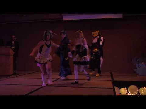 Anime Fargo 2017 Cosplay Contest