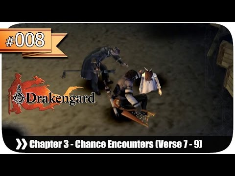 Drakengard (Drag-On Dragoon) - Pt.8 [Chapter 3 - Chance Encounters] (видео)