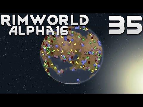 Прохождение RimWorld Alpha 16 EXTREME: 35 - БУМКРЫСЫ И КРАСОТА