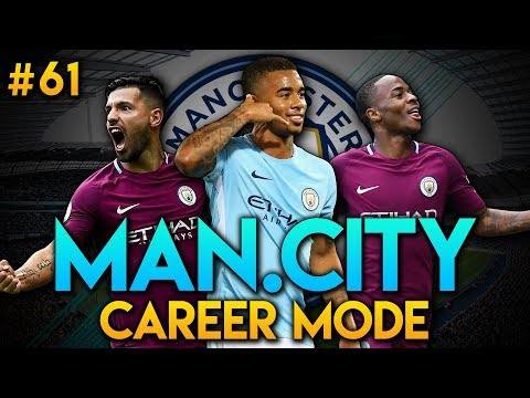 FIFA 18 | Man.City Career Mode | Ep61 | 100 POINTS TARGET!