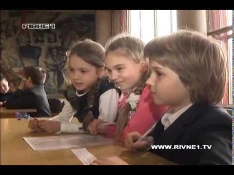 Рівненські школярі зустрічали птахів у Палаці дітей та молоді [ВІДЕО]