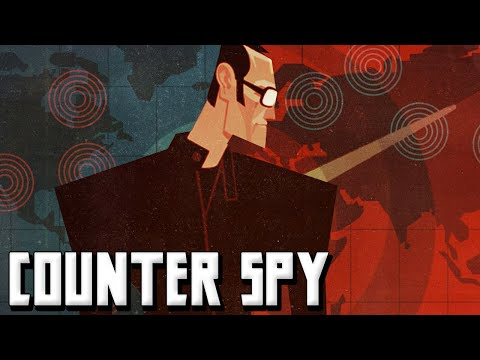 plays - Hey guys, today I play Counter Spy on the PS4! Awesome game :D.