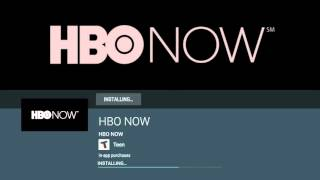 How to install HBO Now On Android TV is as easy as logging into the Google Play Store via your Android TV Device or anything ...