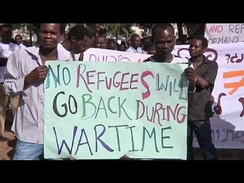Israel vai expulsar imigrantes clandestinos africanos
