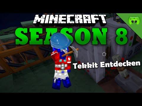 TEKKIT ENTDECKEN «» Minecraft Season 8 # 21 | HD