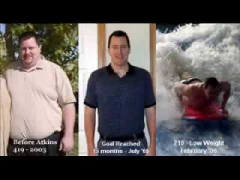 Atkins - aka how one Iowa guy lost over 200 pounds and gained his life back. I can not say enough about how positively the Atkins Diet and low carb in general has bee...
