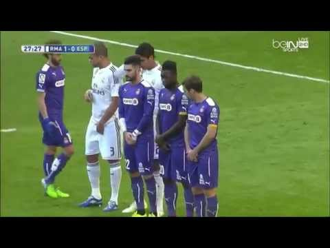 Real Madrid Vs Espanyol,highlights, La Liga 2015. ريال مدريد و اسبانيول