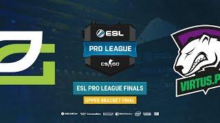 OpTic vs Virtus.pro - ESL Pro League S8 Relegation - map2 - de_mirage [ceh9]