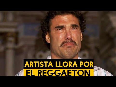 PARODIA: Eduardo Yáñez se despide del Reggaeton llorando | @CarlosChaviraTV