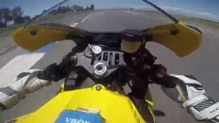 10. 2016 Yamaha YZF-R1 POV Lap