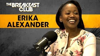 Video Erika Alexander On Reviving Good Black Characters, Working With Bill Cosby, Her Parents + More MP3, 3GP, MP4, WEBM, AVI, FLV Desember 2018