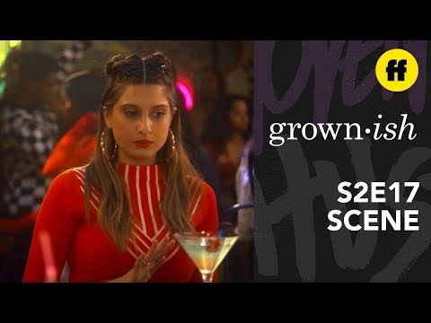 grown-ish Season 2, Episode 17 | Is Vivek Celebrating or Appropriating? | Freeform