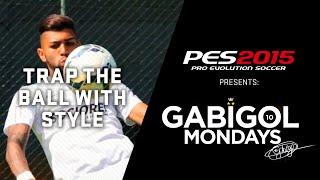 Gabigol   Konami - PES2015: Gabigol Mondays