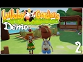 A Chicken Hat After My Own Heart • Lullaby Gardens Demo #2