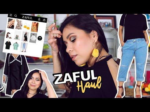 Videos de uñas - PROBÉ LA ROPA DE ZAFUL X 3 SEMANAS / HAUL Y RESEÑA  Karla Burelo :)