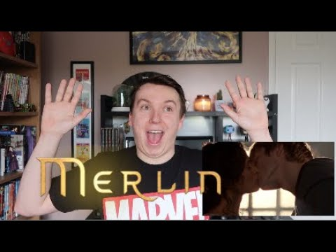 Merlin S2E2 'A Once and Future Queen' REACTION