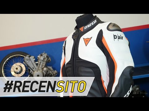 Dainese Misano1000 D-air®. Recensito giacca in pelle con airbag