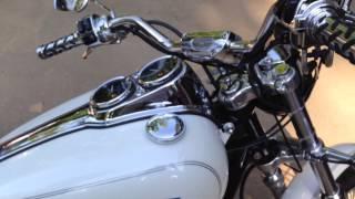 10. 2004 Harley Davidson Dyna Low Rider FXDL revving