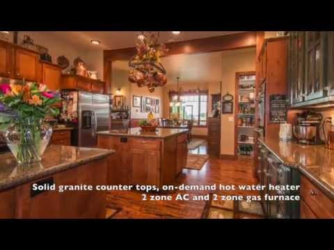 Exquisite Flagstaff Mission Styled, CUSTOM home on 2.5 Acres