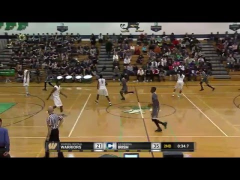Cathedral Boys Basketball Vs Warren Central