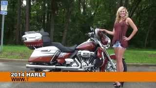 10. New 2014 Harley Davidson CVO Limited Motorcycles for sale - Tallahassee, FL