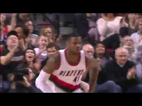 Thomas - Thomas Robinson throws down a big first quarter Blazers dunk. About the NBA: The NBA is the premier professional basketball league in the United States and Canada. The league is truly global,...