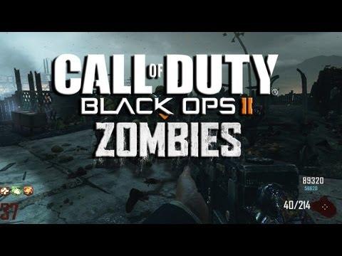 Black Ops 2 | Zombie Nuketown - Top 100 mondial - 37 manches avec Hatezor