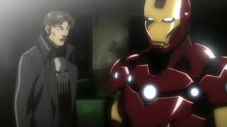 Iron Man and Punisher team up | Iron Man Rise of Technovore part 15