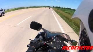 8. 2015 Suzuki Hayabusa Demo Ride