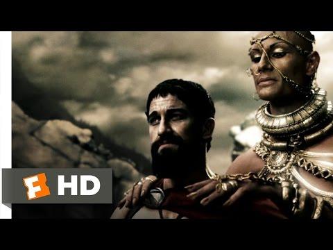 300 (2006) - Divine Power Scene (4/5)   Movieclips